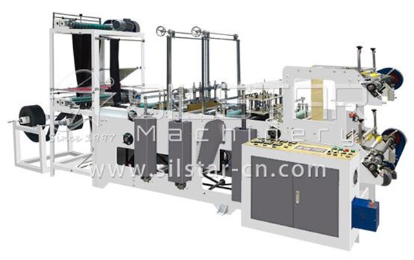 Bag Making Machine Process and Bag Making Technology