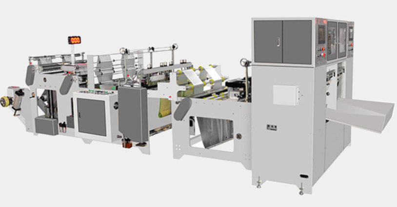 Sine/wave Bag Making Machine