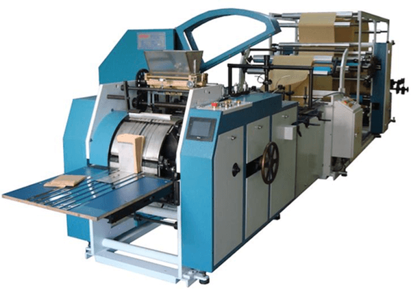 The Main Material and the Main Purpose of the Paper Bag Making Machine