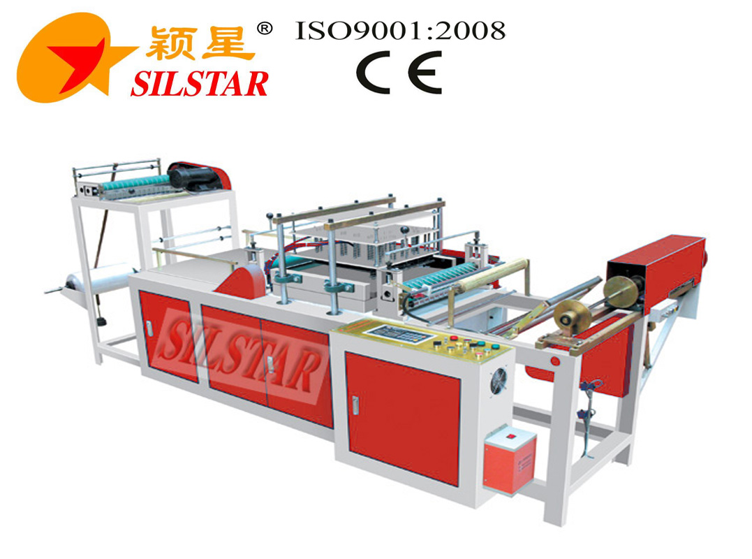 GBA-500 Plastic Apron making machine