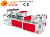 GBDR-500 II Double Lines High Speed Rolling Bag Machine